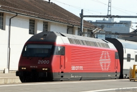 SBB | Re 460 115-9 | Morges (CH) | 28.05.2011 | (c) Uli Kutting