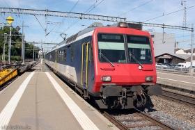 SBB Triebzüge in der Schweiz