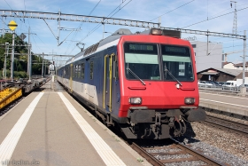 SBB | RBDe 561 001-9 | Morges (CH) | 28.05.2011 | (c) Uli Kutting