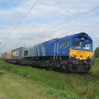 Class 66 - privat
