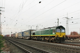Ascendos / Railtraxx BVBA | Class 66 | PB20 | Koblenz Lützel | 30.10.2015 | (c) Uli Kutting