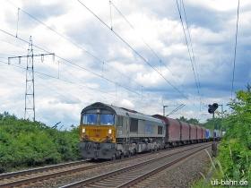 DLC | Class 66 | DE6301 | Ingelheim | 6.06.2006 | (c) Uli Kutting