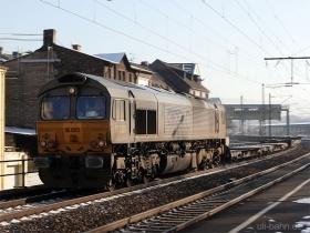 DLC | Class 66 | DE6303 | Oberlahnstein | 1.09.2009 | (c) Uli Kutting