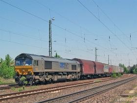 DLC | Class 66 | PB12 | Ingelheim | 11.05.2006 | (c) Uli Kutting