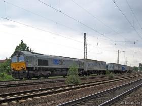 DLC | Class 66 | PB19 | Ingelheim | 31.05.2006 | (c) Uli Kutting