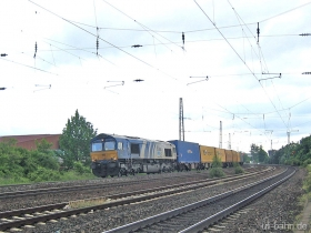 ERS | Class 66 | 6603 | Ingelheim | 30.05.2006 | (c) Uli Kutting