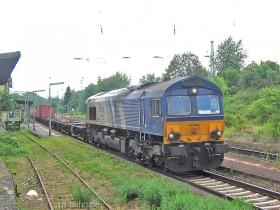 ERS | Class 66 | 6606 | Wiesbaden Schierstein | 27.06.2006 | (c) Uli Kutting
