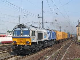 ERS | Class 66 | 6608 | Koblenz Hbf | 27.07.2006 | (c) Uli Kutting