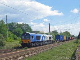 ERS | Class 66 | 6608 | Wiesbaden Schierstein | 3.08.2006 | (c) Uli Kutting