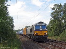 ERS | Class 66 | 6608 | Ingelheim | 14.09.2006 | (c) Uli Kutting