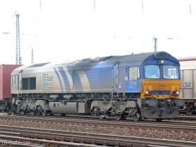 ERS | Class 66 | 6609 | Bischofsheim | 6.12.2006 | (c) Uli Kutting