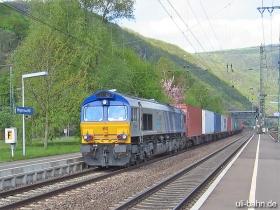 ERS | Class 66 | 6612 | Bingen Hbf | 2.05.2006 | (c) Uli Kutting
