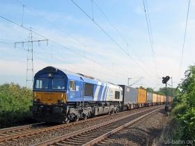 ERS | Class 66 | 6613 | Ingelheim | 14.09.2006 | (c) Uli Kutting