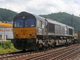 ERS | Class 66 | 6616 | Braubach | 18.05.2007 | (c) Uli Kutting