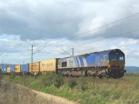 ERS | Class 66 | - | Gau_Algesheim | 14.04.2005 | (c) Uli Kutting
