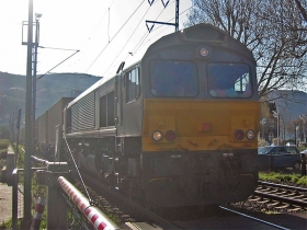 ERS | Class 66 | - | Bingen | 14.04.2005 | (c) Uli Kutting