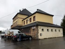 Bahnhof Hermeskeil
