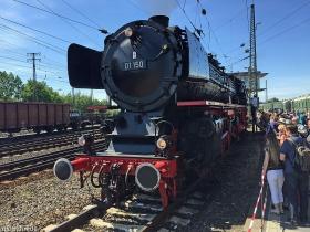 DB | 01 150 | DB Museum Koblenz | 14.06.2015 | (c) Uli Kutting