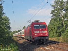 DB AG | 101 009-9 | Ingelheim | 07.09.2006 | (c) Uli Kutting