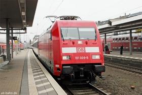 DB AG | 101 009-9 | Koblenz Hbf | 27.10.2015 | (c) Uli Kutting