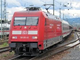 DB AG | 101 011-5 | EC 7 | Mainz Hbf | 02.06.2006 | (c) Uli Kutting