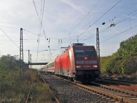 DB AG | 101 012-3 | Ingelheim | 10.11.2006 | (c) Uli Kutting