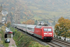 DB AG | 101 016-4 | Oberwesel | 28.10.2015 | (c) Uli Kutting