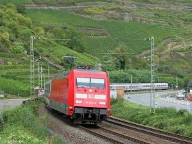 DB AG | 101 024-8 | Oberwesel | 15.09.2015 | (c) Uli Kutting