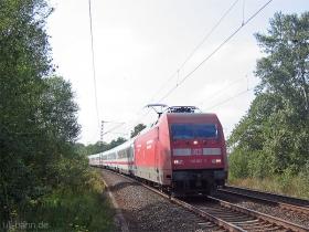 DB AG | 101 027-1 | Ingelheim | 04.10.2006 | (c) Uli Kutting