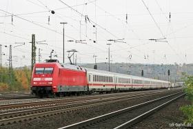 DB AG | 101 033-9 | Koblenz Lützel | 30.10.2015 | (c) Uli Kutting