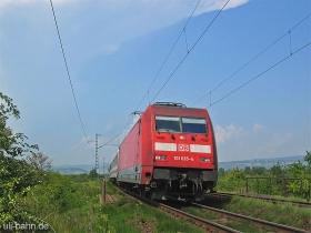 DB AG | 101 035-4 | Gau-Algesheim | 26.07.2006 | (c) Uli Kutting