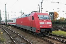 DB AG | 101 035-4 | Köln Hbf | 29.10.2015 | (c) Uli Kutting