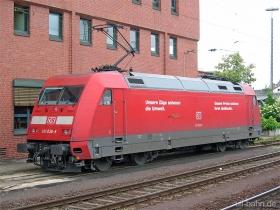 DB AG | 101 038-8 | Koblenz Hbf | 31.05.2006 | (c) Uli Kutting