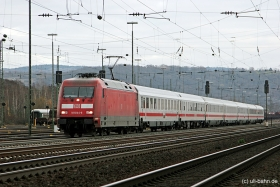DB AG | 101 044-6 | Koblenz-Lützel | 18.12.2015 | (c) Uli Kutting