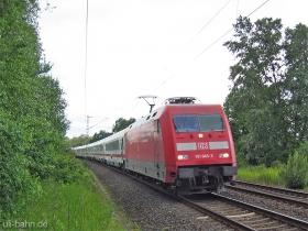 DB AG | 101 045-3 | IC 2005 | Ingelheim | 31.05.2006 | (c) Uli Kutting