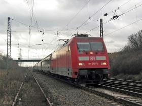 DB AG | 101 049-5 | Ingelheim | 19.01.2007 | (c) Uli Kutting