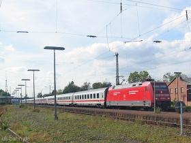 DB AG | 101 051-0 | Gau-Algesheim | 7.10.2004 | (c) Uli Kutting
