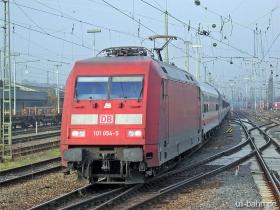 DB AG | 101 054-5 | Mainz Hbf | 27.11.2006 | (c) Uli Kutting