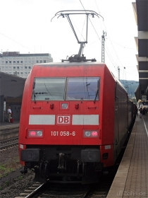 DB AG | 101 058-6 | Koblenz Hbf | 15.08.2007 | (c) Uli Kutting