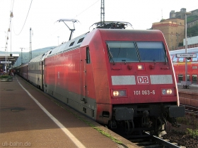 DB AG | 101 063-6 | Koblenz Hbf | 6.09.2006 | (c) Uli Kutting