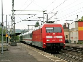 DB AG | 101 071-9 | Oberlahnstein | 28.04.2017 | (c) Uli Kutting
