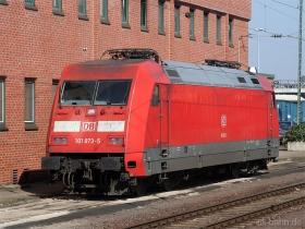 DB AG | 101 073-5 | Koblenz Hbf | 26.03.2007 | (c) Uli Kutting