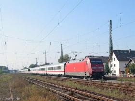 DB AG | 101 081-8 | Gau-Algesheim | 17.10.2006 | (c) Uli Kutting