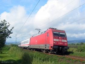 DB AG | 101 084-2 | Gau-Algesheim | 6.10.2006 | (c) Uli Kutting