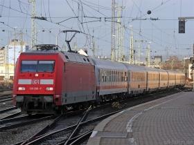 DB AG | 101 091-7 | Koblenz Hbf | 7.01.2008 | (c) Uli Kutting
