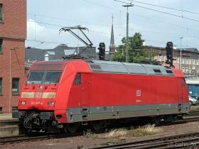 DB AG |101 097-4 | Koblenz Hbf | 11.07.2007 | (c) Uli Kutting