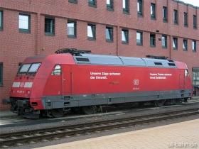 DB AG |101 103-0 | Koblenz Hbf | 5.08.2006 | (c) Uli Kutting