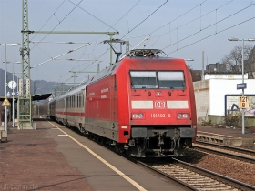 DB AG|101 103-0 | Oberlahnstein | 23.03.2010 | (c) Uli Kutting