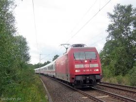 DB AG |101 105-5 | Ingelheim | 4.10.2006 | (c) Uli Kutting