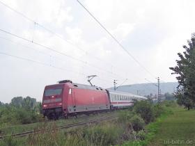 DB AG |101 113-9 | Gau-Algesheim | 4.08.2006 | (c) Uli Kutting